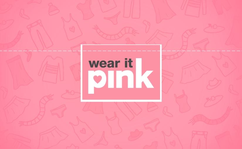 #WearItPink